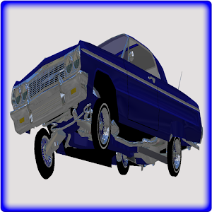Lowrider Car Game Deluxe For PC