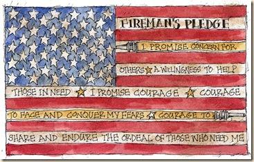 Fireman's Pledge