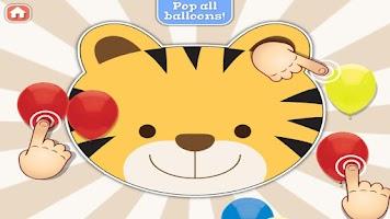 Screenshot of Animal Dot to Dot for Toddlers