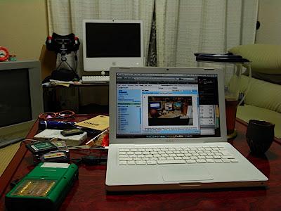 mi escritorio 私の机 my desktop