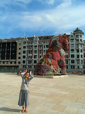 Museo Guggenheim Museum Bilbao ビルバオ・グッゲンハイム美術館