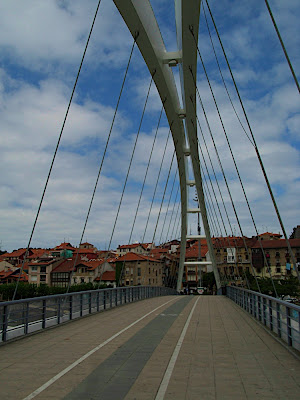 puente plentzia bridge 橋 プレンツィア