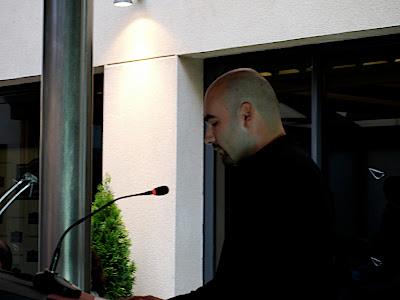 Oficiante de la ceremonia Javi ceremony officer ハビ 式担当 boda 結婚 wedding pepino ペピーノ ai ale 愛 アレ Alicante アリカンテ