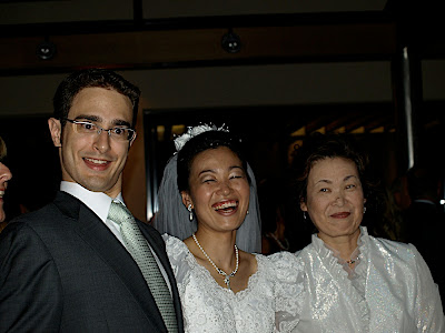 con la madre de la novia Yoshimi with the bride's mother 由美 新婦の母と boda 結婚 wedding pepino ペピーノ ai ale 愛 アレ Alicante アリカンテ
