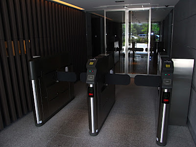 Viviendas de lujo en Yokohama 横浜高級マンション Yokohama luxury homes garaje parking aparcamiento パーキング 駐車場 automático automatic 自動