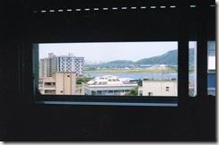 vista da janela