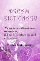 Screenshot of Dream Meanings