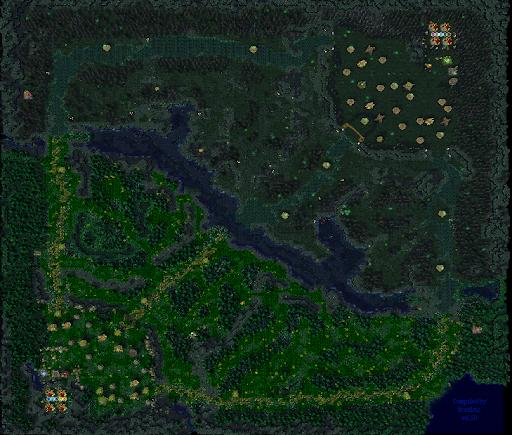 heroes of newerth maps ai