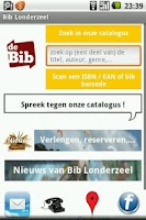 Screenshot of Bib app Londerzeel