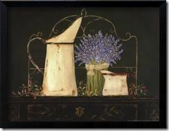 ~Floral-w-lavendar