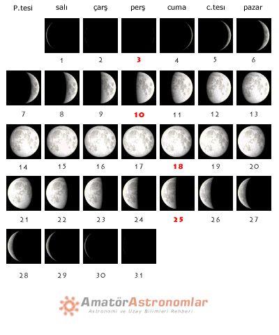 Temmuz Ay Takvimi