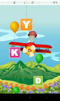 Screenshot of ABC Balloon Alphabet Kids