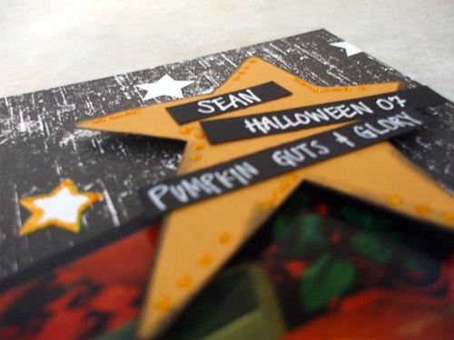 Halloween Sean closeup