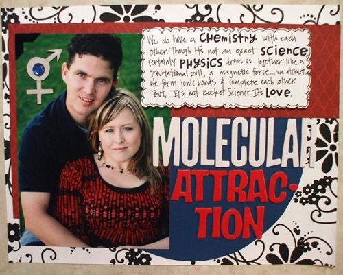 Molecular Attraction