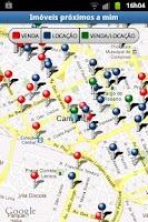 Screenshot of Portal das Imobiliárias
