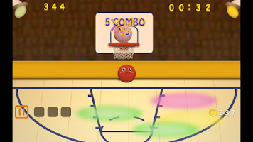 Screenshot of Pudding Ball HD