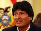 Foto de Evo Morales