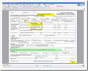 Como hacer formularios rellenables en pdf