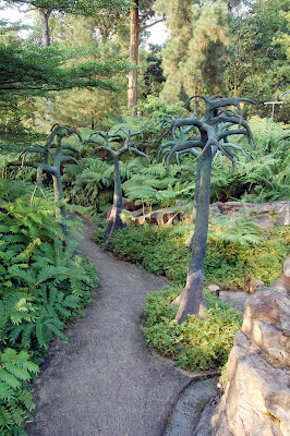 Coal Forest Evolution Garden
