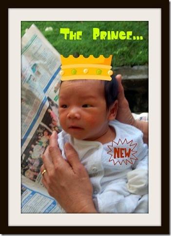 The Prince...