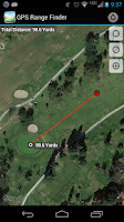 Screenshot of Golf GPS Range Finder Free