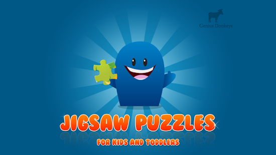 Toddler Kids Puzzles Animals - screenshot