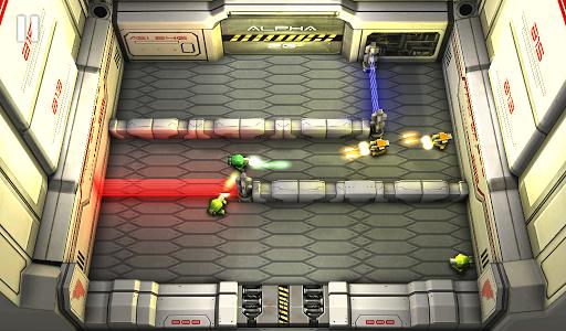 Tank Hero: Laser Wars Pro - screenshot