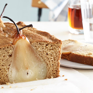Poached Pear Bread Recipes