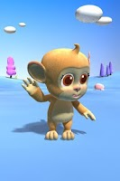 Screenshot of Talking Monkey