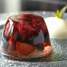 Summer Fruits And Elderflower Jelly