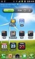 Screenshot of iCalendar