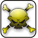 Skull Bones doo-dad bg icon