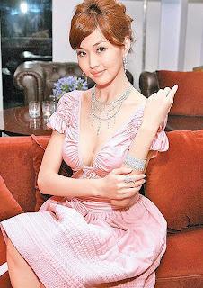 Taiwan Supermodel Ruru Lin