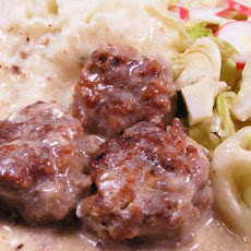 Norwegian Meatballs - Norway