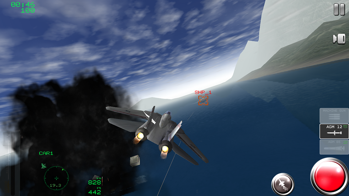 Air Navy Fighters Screenshot 2