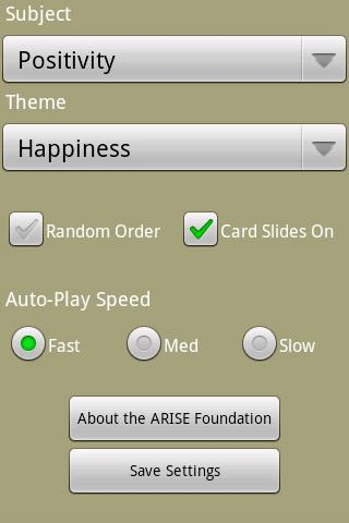【免費社交App】ARISE Positivity Cards-APP點子