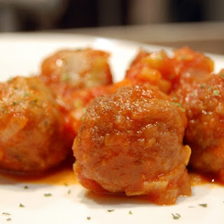 Juicy Italian Meatballs