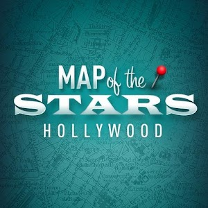 Cover art Map of the Stars Hollywood