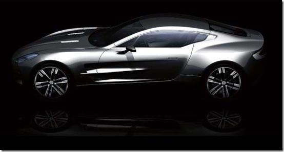 [Foto] Divulgação Aston Martin one77
