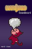Screenshot of Earthbound Soundboard