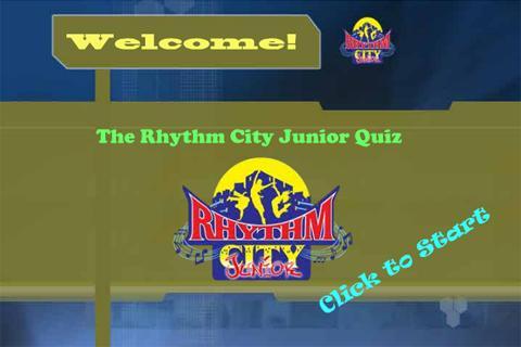 Rhythm City Junior Quiz