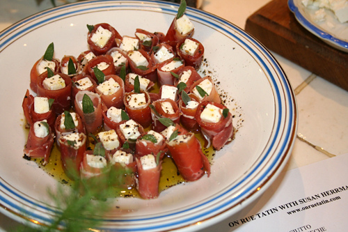 Dukkah & Feta Wrapped With Prosciutto Recipes — Dishmaps