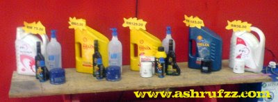 Fasfik Line of Packaged Products