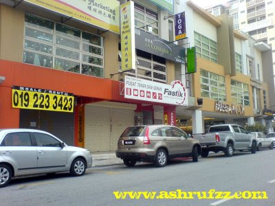 Fasfik Kepong Closed (August 2008)