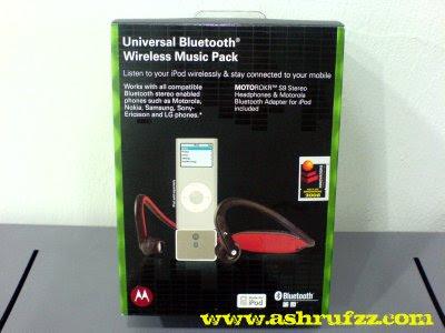 MOTOROKR S9 Bluetooh Stereo Headphones