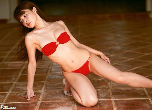 Megumi Fukushita sexy photo gallery