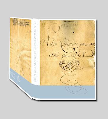 Lea el libro de Actas Capitulares Bailén 1808