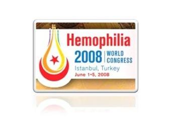 Congreso Mundial de Hemofilia 2008 - Turquía