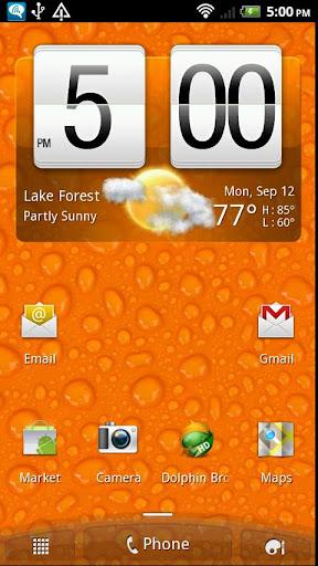 Sense 3.0 Skin TangerinePro