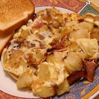 Potato And Egg Omelette Recipes